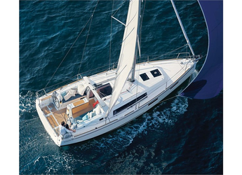 Rent a sailboat Oceanis 35.1 in Procida, Italy
