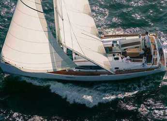 Rent a sailboat in Naples / Sorrento - Oceanis 46 (4Cab)