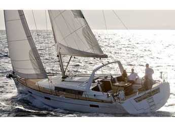 Rent a sailboat in Marina Frapa - Oceanis 45 (4Cab)