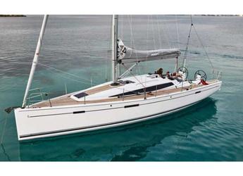 Rent a sailboat in Marina Frapa - Dehler 42 (3Cab)