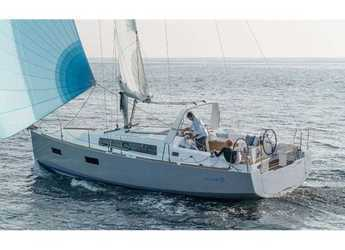 Rent a sailboat in Marina Frapa - Oceanis 38 (3Cab)