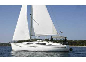 Rent a sailboat in Marina Frapa - Bavaria Cruiser 37 (2Cab)