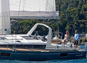 Rent a sailboat in Follonica / Etrusca Marina - Oceanis 48 (5Cab)
