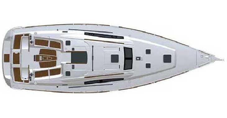Alquilar velero en Follonica / Etrusca Marina - Oceanis 43 (4Cab)