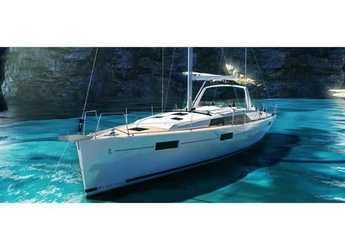 Chartern Sie segelboot Oceanis 41.1 (3Cab) in Follonica / Etrusca Marina, Italien