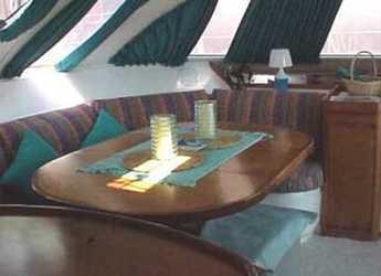Rent a catamaran Lagoon 42 (4Cab) in Marsala, Italy (Sicily)