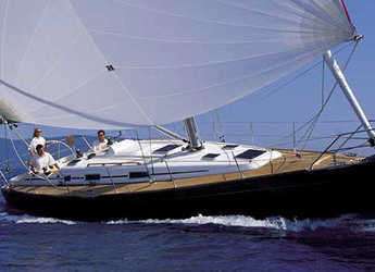 Rent a sailboat Grand Soleil 40 (3Cab) in Marsala, Italy (Sicily)