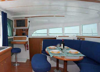 Alquilar catamarán Lagoon 380 (4Cab) en Marsala, Italy (Sicily)