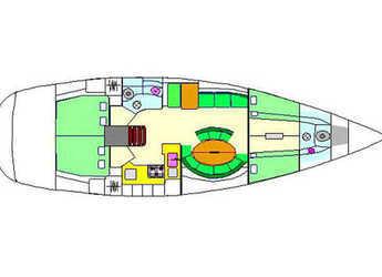 Alquilar velero First 47.7 (4Cab) en Palermo, Palermo