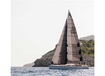 Rent a sailboat in Porto Palermo - Grand Soleil 45 (3Cab)