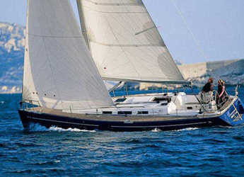 Louer voilier à Porto Palermo - Dufour 40 (3Cab)