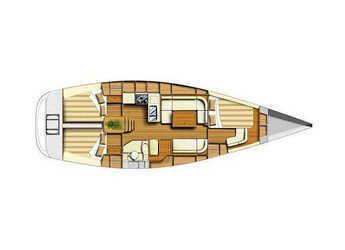 Alquilar velero Dufour 40 (3Cab) en Palermo, Palermo