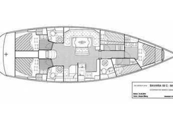 Alquilar velero Bavaria 50 Cruiser (5Cab) en Palermo, Palermo