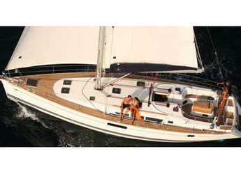 Rent a sailboat in Salerno - Sun Odyssey 49i (4Cab)