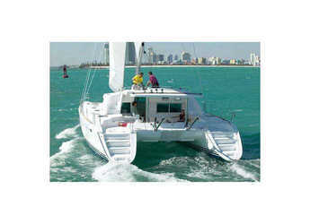 Rent a catamaran in Salerno - Lagoon 440 (4Cab)