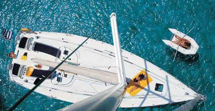 Chartern Sie segelboot in Salerno - Beneteau Cyclades 43.3 (3Cab)