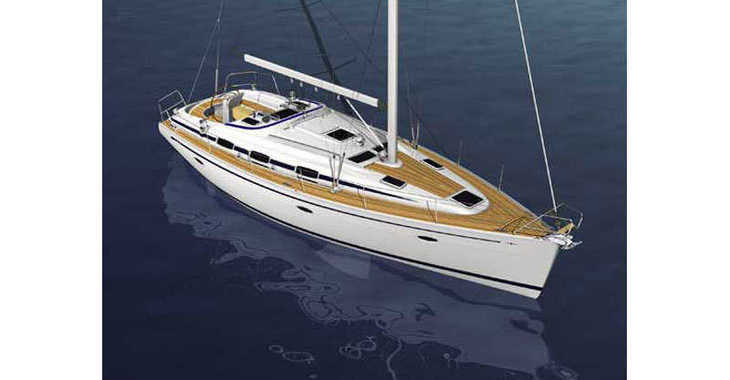 Rent a sailboat in Salerno - Bavaria 39 Cruiser (3Cab)