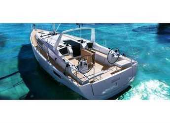 Louer voilier à Marina di Cannigione - Oceanis 41.1 (3Cab)