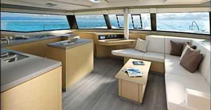 Alquilar catamarán Saba 50 en Maya Cove, Hodges Creek Marina, Tortola East End