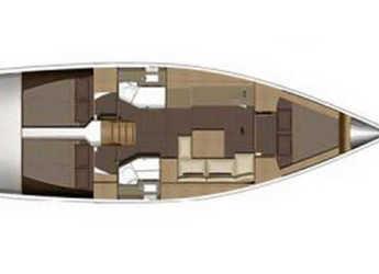 Alquilar velero Dufour 382 Grand Large (3Cab) en Sicily / Portorosa, Italy (Sicily)