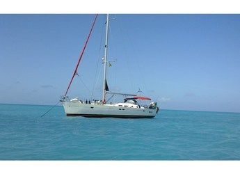 Rent a sailboat in Marina Port Royale - Oceanis 473 (4Cab)