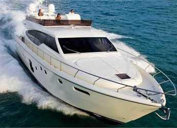 Rent a yacht in Punta Ala - Ferretti 630