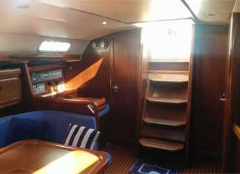 Rent a sailboat Grand Soleil 43 (3Cab) in Punta Ala, Italy