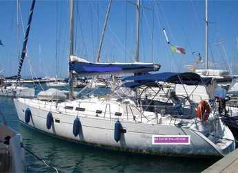 Rent a sailboat in Punta Ala - Oceanis 423 (4Cab)