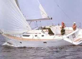 Rent a sailboat in Punta Ala - Sun Odyssey 42 (3Cab)