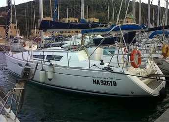 Rent a sailboat in Punta Ala - Sun Odyssey 36i (3Cab)