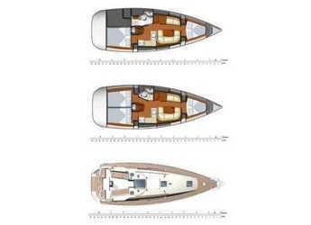 Rent a sailboat Sun Odyssey 36i (3Cab) in Punta Ala, Italy