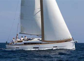Rent a sailboat in Port of Pollensa - Dufour 460 Grand Large (4Cab)