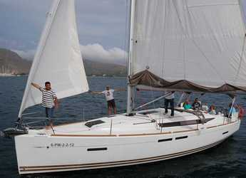 Rent a sailboat in Port of Pollensa - Sun Odyssey 409 (3Cab)