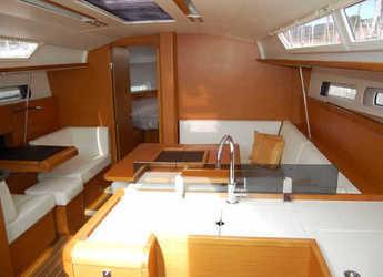 Chartern Sie segelboot Sun Odyssey 409 (3Cab) in Port of Pollensa, Pollensa
