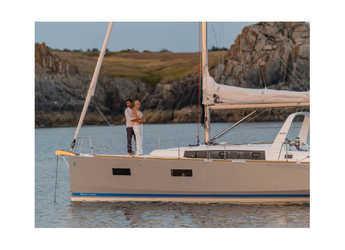 Alquilar velero Oceanis 38 (3Cab) en Puerto de Pollença, Pollensa