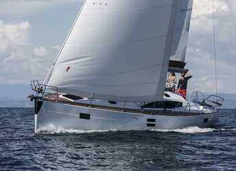 Rent a sailboat in Port of Pollensa - Elan Impression 45 (3Cab)