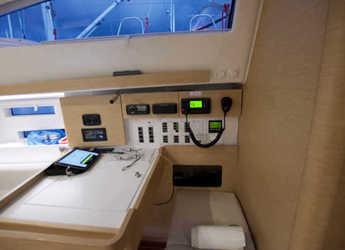 Chartern Sie segelboot Elan Impression 45 (3Cab) in Port of Pollensa, Pollensa