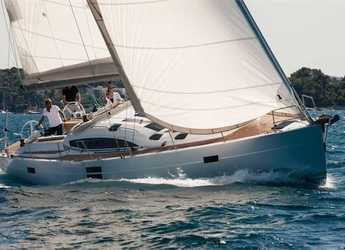 Rent a sailboat in Marina Izola - Elan Impression 50 (5Cab)