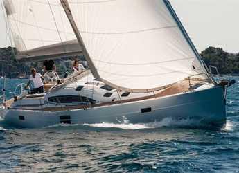Chartern Sie segelboot in Marina Izola - Elan Impression 50 (5Cab)
