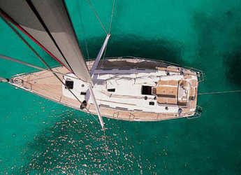 Rent a sailboat in Marina Izola - Dufour 44 performance