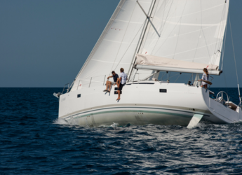 Rent a sailboat in Marina Izola - Elan Impression 40 (3Cab)