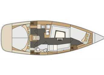 Alquilar velero Elan Impression 40 (3Cab) en Marina Izola, Izola