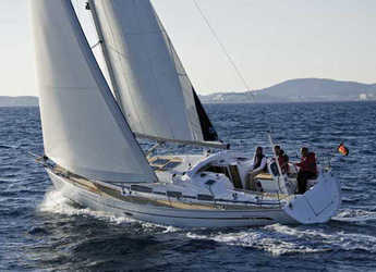 Rent a sailboat in Marina Izola - Bavaria 38 Cruiser (3Cab)
