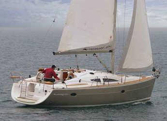 Alquilar velero Elan Impression 384 (3Cab) en Marina Izola, Izola