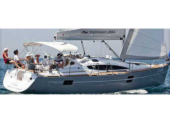 Rent a sailboat in Marina Izola - Elan Impression 394 (3Cab)