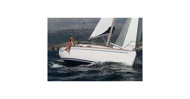 Alquilar velero Salona 37 (3Cab) en Marina Izola, Izola