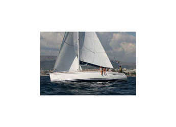 Rent a sailboat in Marina Izola - Salona 37 (3Cab)