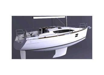 Chartern Sie segelboot in Marina Izola - Elan Impression 354 (3Cab)
