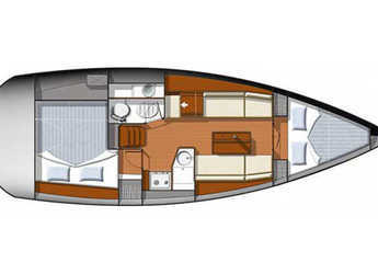 Alquilar velero Sun Odyssey 33i en Marina Izola, Izola