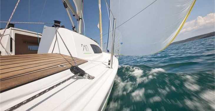 Alquilar velero Elan 210 en Marina Izola, Izola